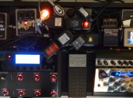 Latest On Stage Foot Pedal Effects
