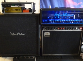 Eamonn\'s Latest Guitar System